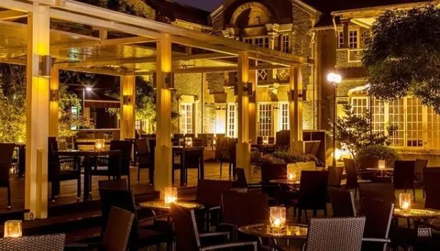 餐厅装修|借鉴《欢乐颂》里的餐厅风格