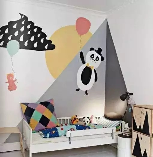 周杰伦为女儿写歌 你为孩子打造一个完美的儿童房