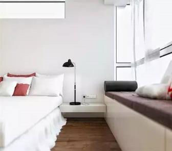 独一无二的卧室兼书房