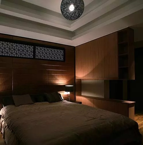 小空间不拥挤!小户型卧室书房一体效果图看这里~