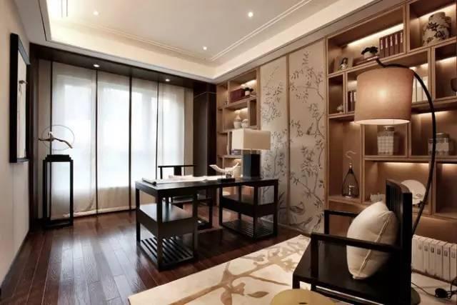 书房兼卧室装修合理规划