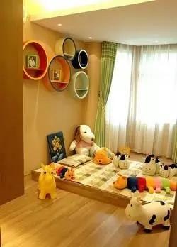 儿童房怎么布置?你得让孩子唱主角