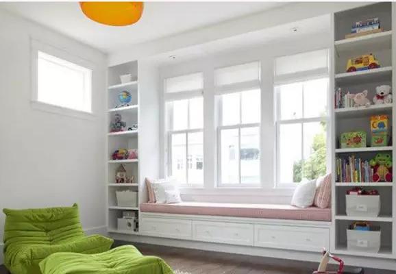 儿童房用榻榻米床怎么装修?
