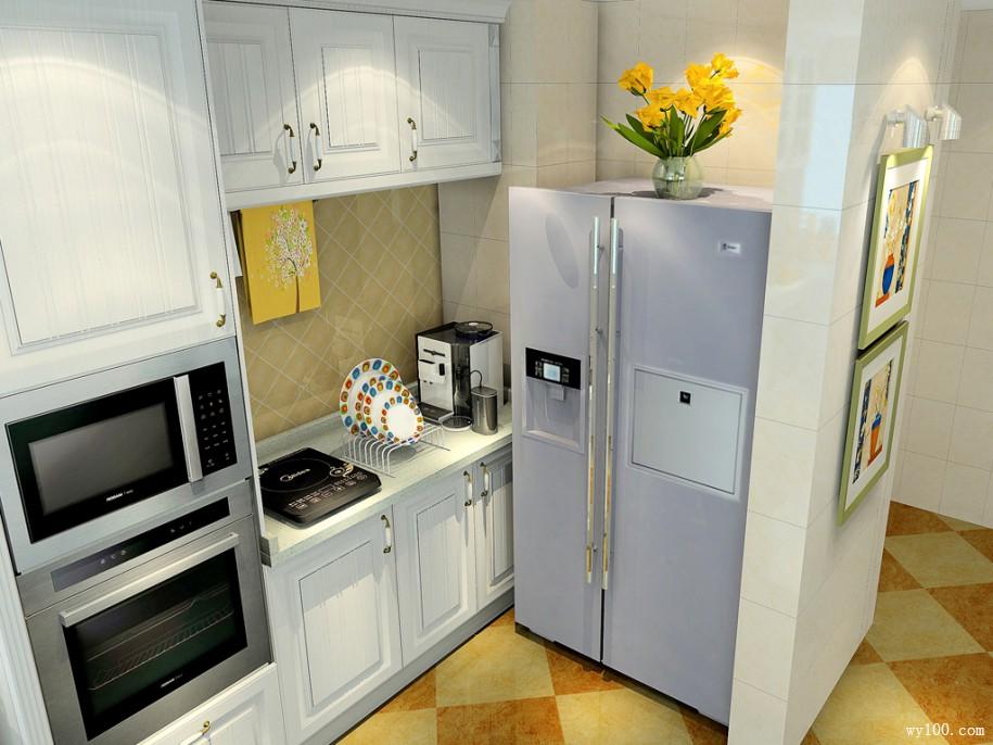 厨房台面材料怎么选才精明!一招告诉你!
