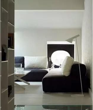 8款客厅装修案例 得益于玻璃墙设计