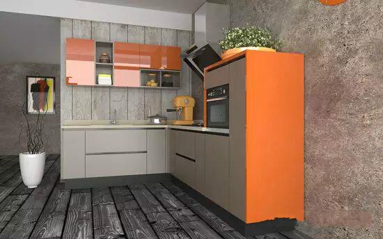 欧派厨房设计,经济型定制厨房价格!