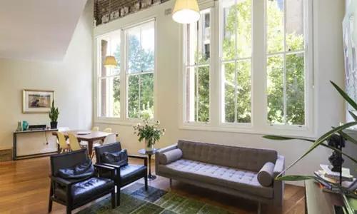 客厅设计实景图 让你意想不到的效果