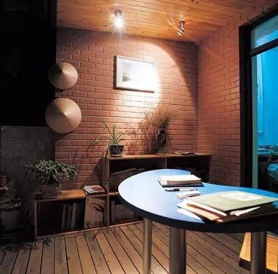 中式风格书房设计效果  享受静谧的时光