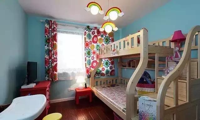 儿童房装修  我有一些小建议
