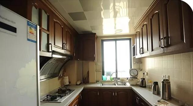 小户型创意厨房效果图精选   你需要的厨房设计