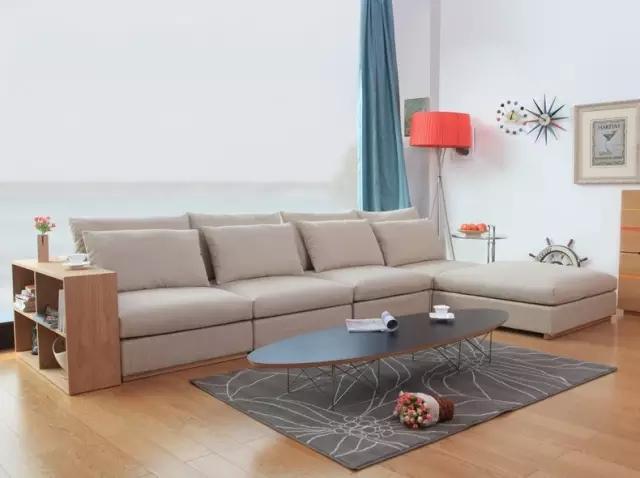 客厅沙发茶几组合 打造完美客厅会客区