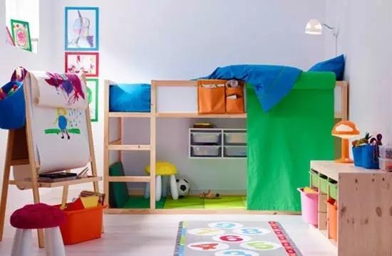 这样装饰儿童房 给孩子一个快乐童年
