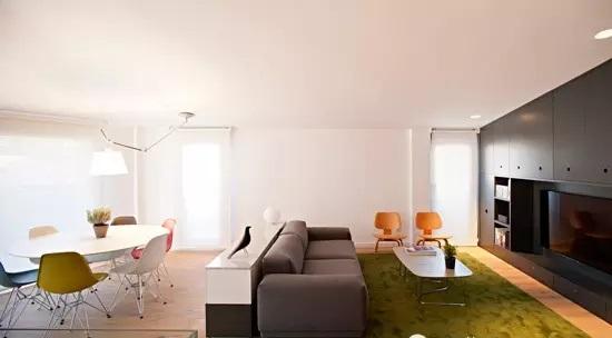 色彩大聚会 唯美客厅装修效果图欣赏