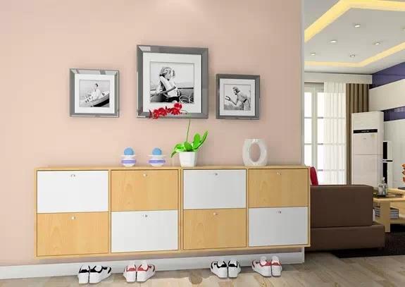 玄关鞋柜  又美又实用是怎么做到的?