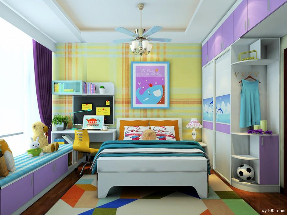 什么才算是好的儿童房