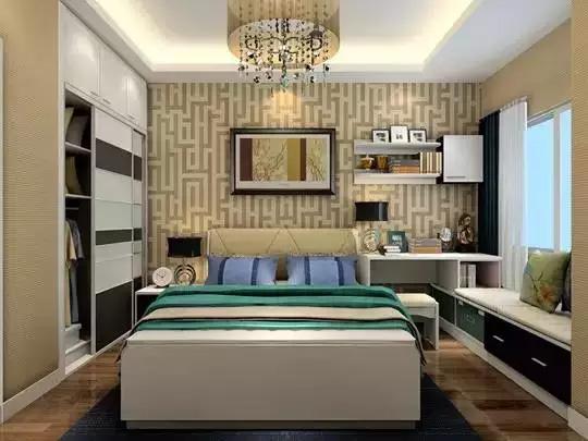 正方形的卧室怎么布置才舒适?这样做就对了!