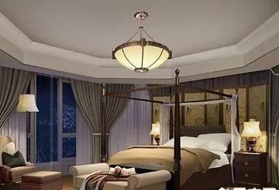 卧室灯具的规避禁忌与选择?懂了,好运逆袭有档次!