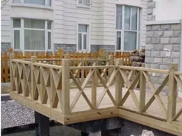 安全打造阳台护栏,阳台栏杆设计效果图