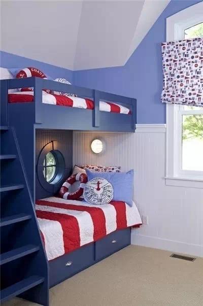 双胞胎儿童房间 就这么设计~