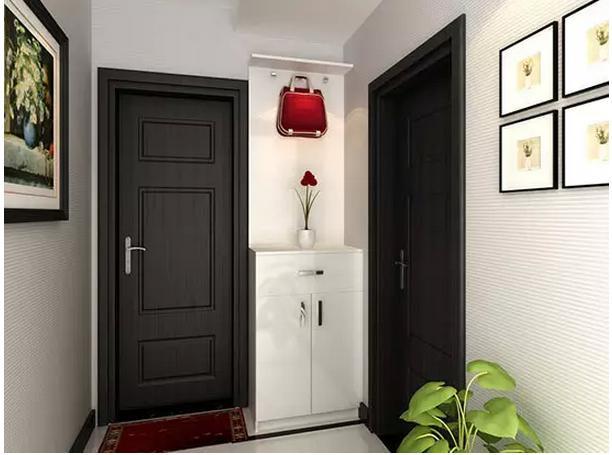 门厅过道装修讲究多 入户玄关鞋柜摆放10宜忌
