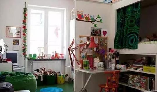 8平米儿童房超赞装修,孩子成长的温馨小窝!