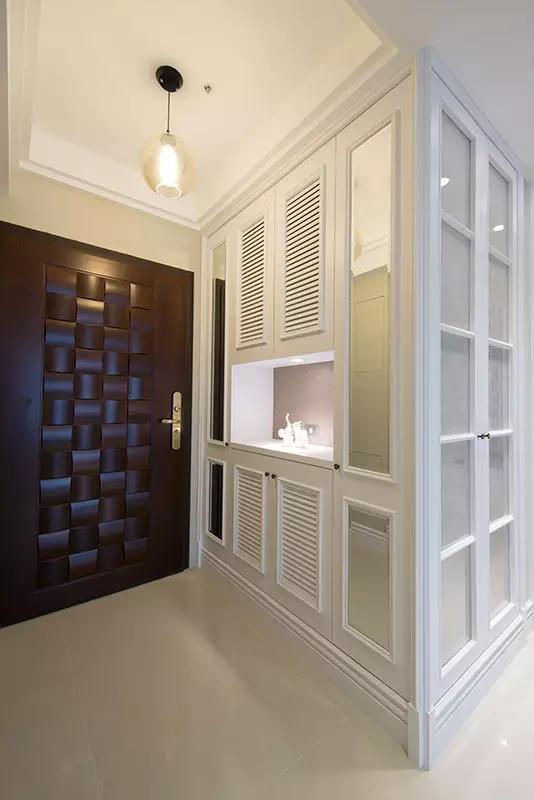 家庭装修进门玄关怎么设计才到位!