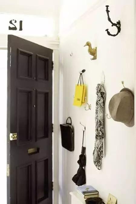 小户型玄关设计,再也不用担心玄关不实用啦!