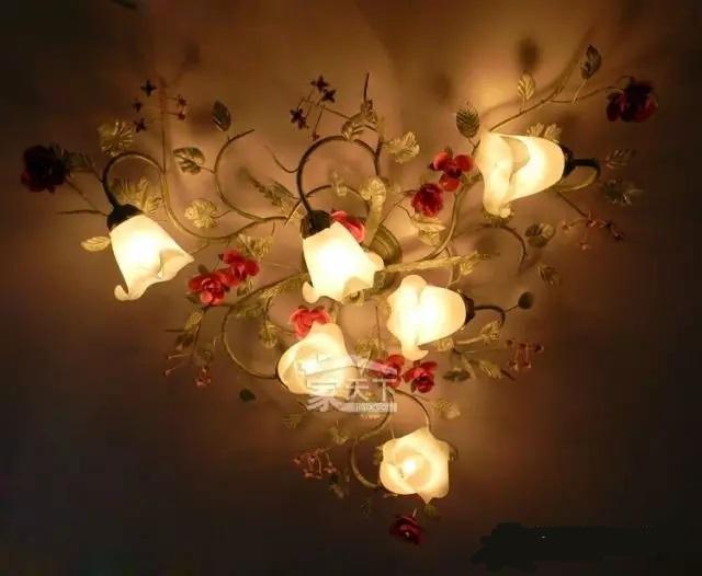 卧室灯的选择 给家装带来温暖和光明
