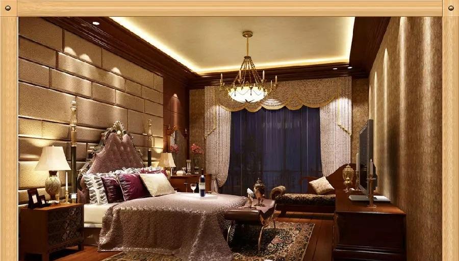家居光环境大师之卧室配灯