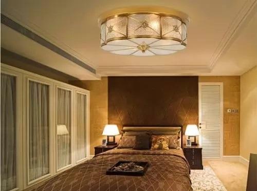卧室灯的选择注意事项
