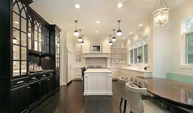 整体厨房橱柜高度尺寸标准
