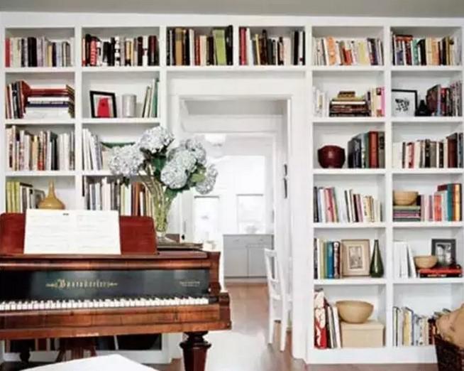 小客厅兼书房怎么设计