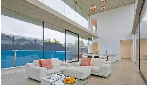 简约客厅吊顶造型设计推荐