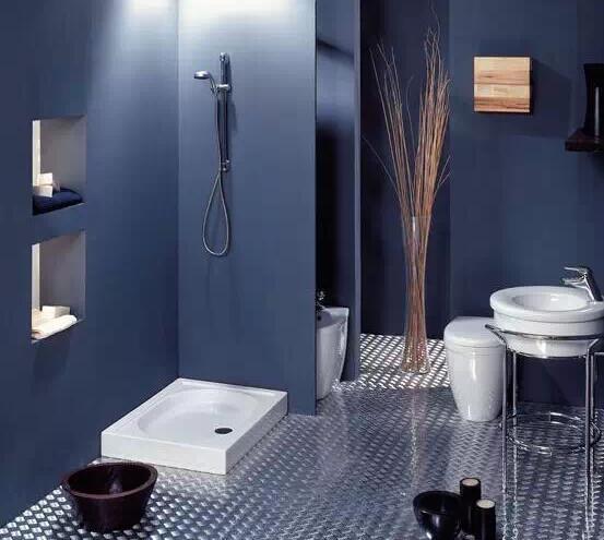 卫生间装修效果图欣赏大全