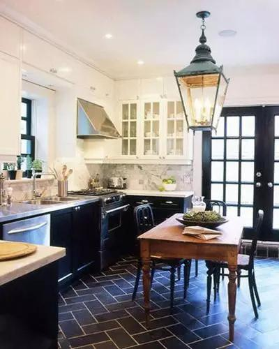 开放式厨房设计,把握家居整体感觉