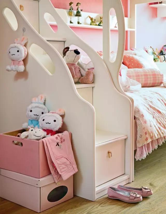 梦想成真,从公主儿童房开始