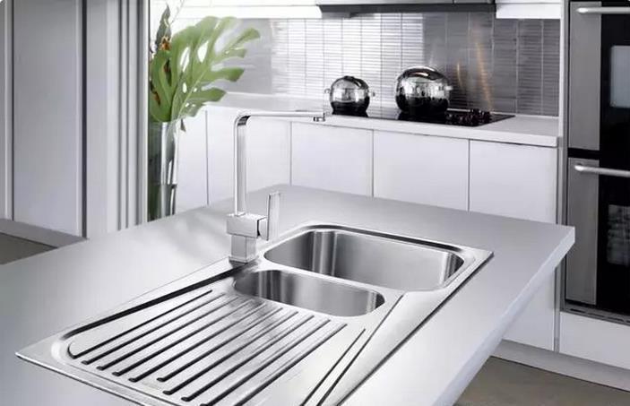 厨房水槽价格 单槽好还是双槽好?
