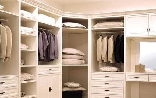 卧室衣柜图片大全 卧室大衣柜图片
