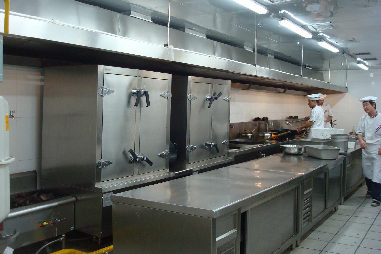 酒店厨房设备有哪些,如何挑选酒店厨房设备?