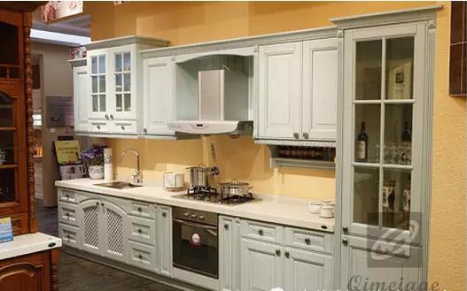 厨房整体橱柜材质 拆分了解造就完美厨房