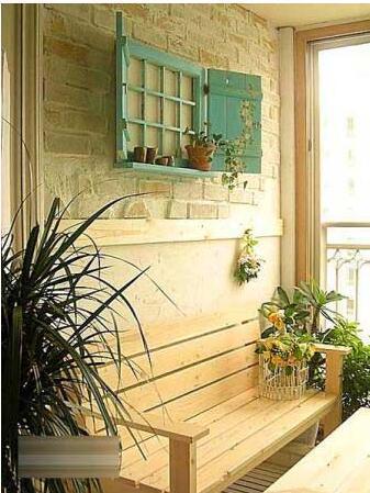 客厅和阳台隔断效果图推荐