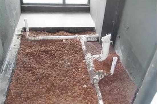 卫生间回填价格 卫生间回填材料有哪些?