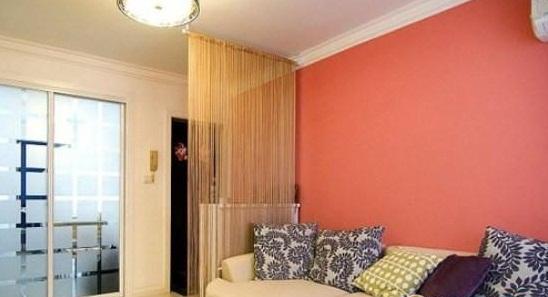 大客厅隔断设计花样多  巧妙设计发挥大作用