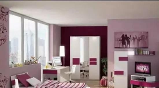 女生卧室装修效果图―公主范儿设计人见人爱