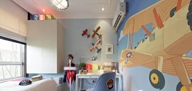 儿童房设计也是大艺术