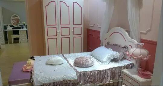 儿童卧室家具四件套的选购技巧