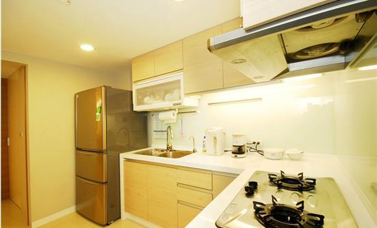 厨房(地柜/吊柜高度)  这样设计最好用!