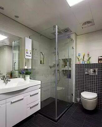 卫生间效果图大全2016图片 看完都不用找设计师了!