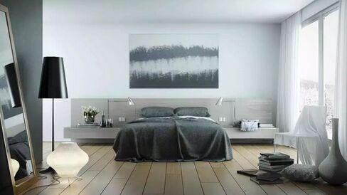卧室装潢设计效果图   够实用!
