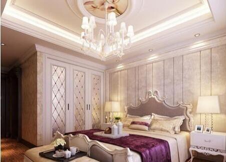 推荐几款主卧室衣柜设计图